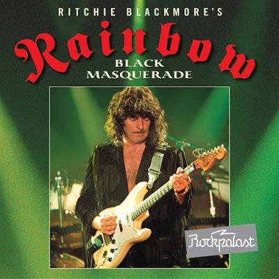 """Το video με την live απόδοση του τραγουδιού των Rainbow """"Black Masquerade"""""""