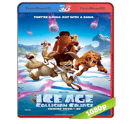 La Era De Hielo: Choque De Mundos (2016) 3D SBS BRRip 1080p Audio Dual Latino/Ingles 5.1