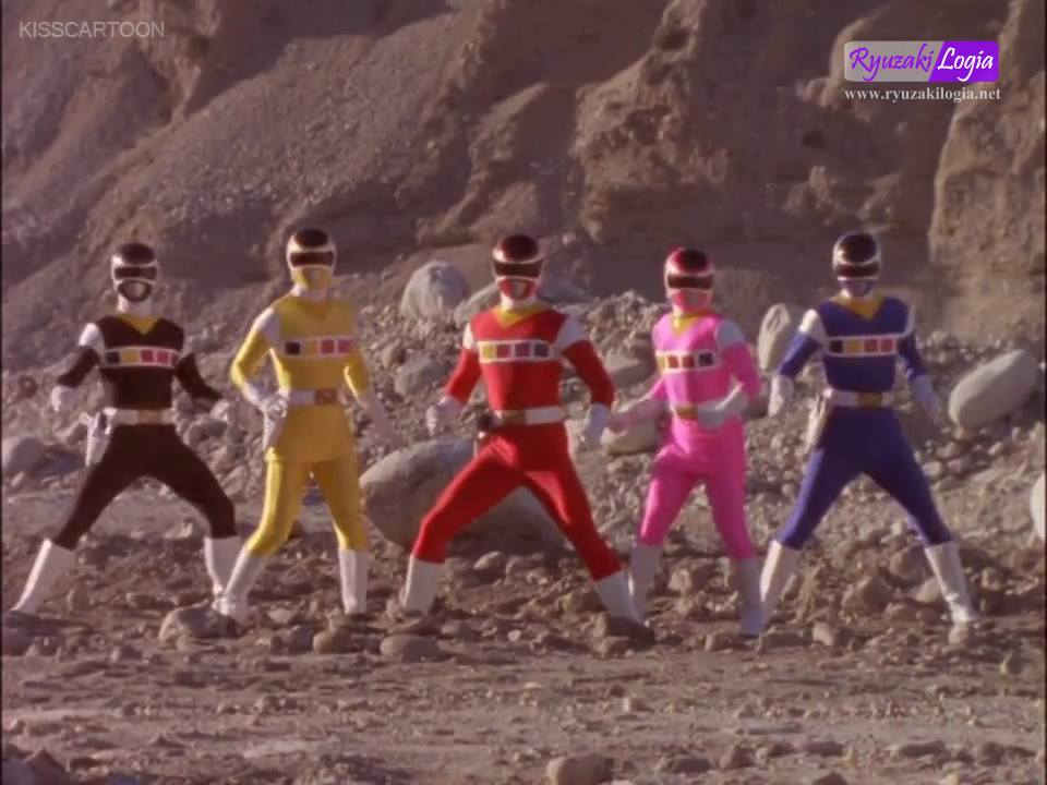 Red power rangers episode : Vk movies free download
