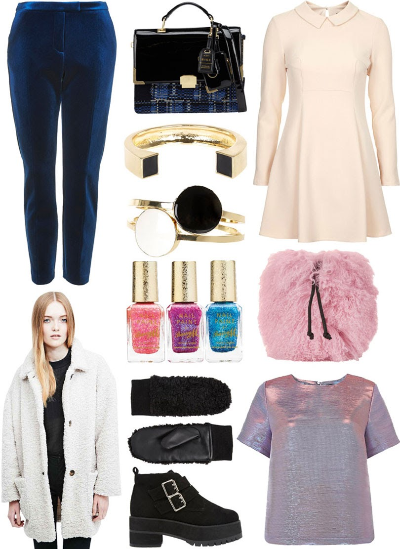 fashion high street wishlist december 2014