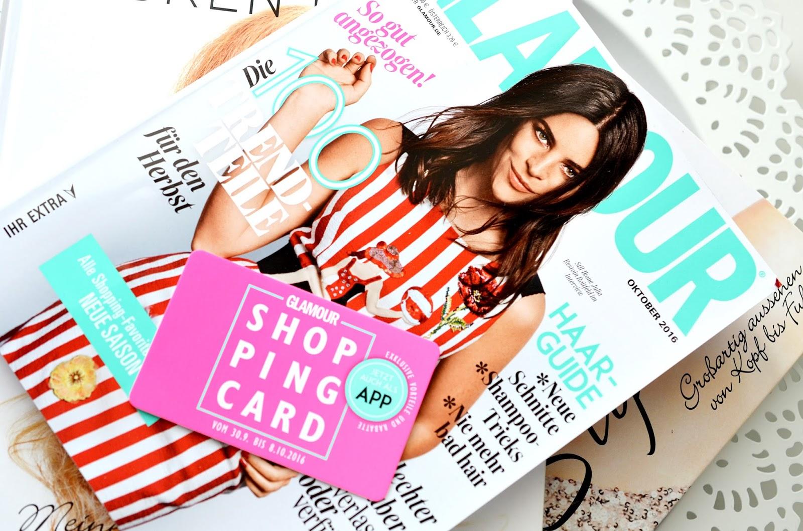 glamour karte Glamour Shopping Week Karte | goudenelftal glamour karte