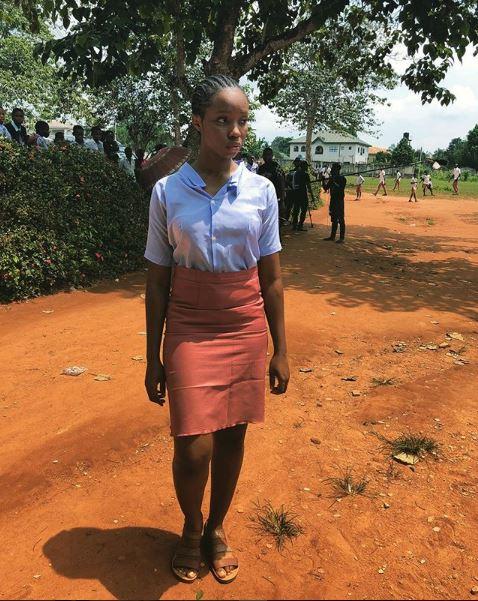 BamBam Returns To Secondary School