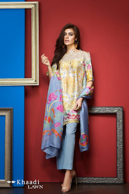 Khaadi-latest-summer-lawn-designs-satin-collection-2017-for-girls-3