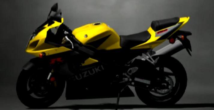 Suzuki GSX R 750 '05