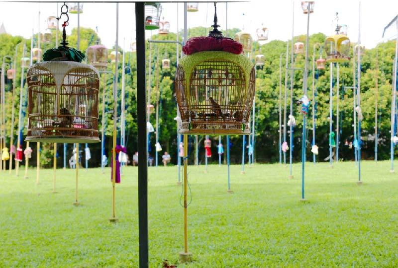 Kebun Baru Birdsinging Club di Singapore