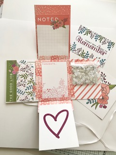 Scrimpingmommy simple match book style flip book sweet soiree there is a youtube tutorial for youth follow step by step to create one for yourself measurements and products used are listed below so grab a brew solutioingenieria Image collections