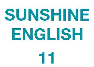 11. Sınıf Sunshine English Cem Yayınları Çalışma Kitabı Cevapları