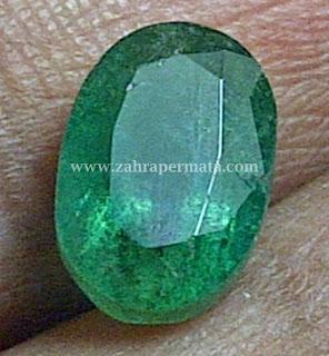 Batu Permata Jamrud Zambia - ZP 209