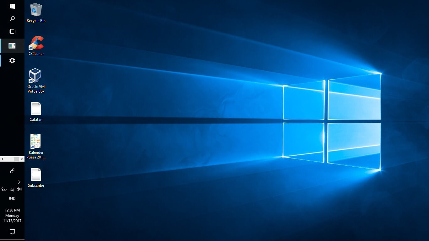 Cara Mengatur Posisi Taskbar di Windows 10