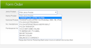 Beli Pulsa Online Murah dengan Webmoney