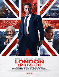 London Has Fallen (Londres bajo fuego) (2016)