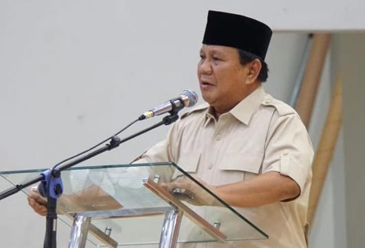 Dikecam Karena Beberkan Kondisi Korupsi, Prabowo Membela Diri