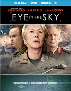 DVD & Blu-ray Release Report, Eye in the Sky, Ralph Tribbey