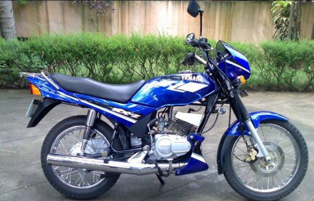 Harga Yamaha RXZ Bekas Melambung Tinggi Di India