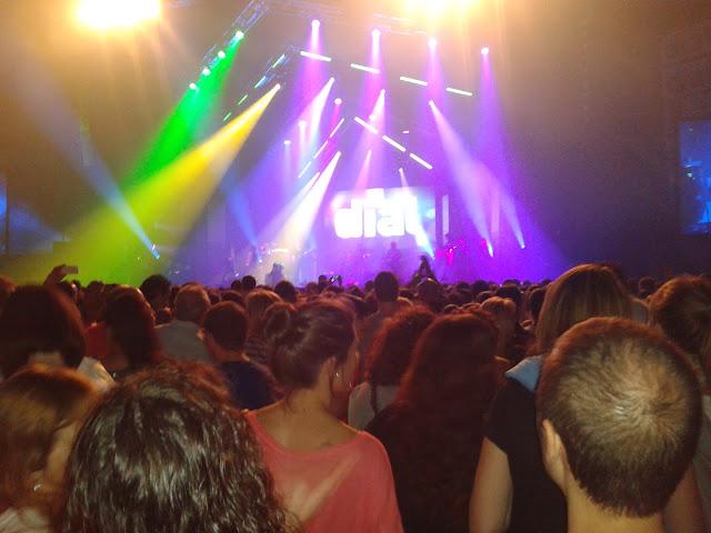 Así fue el concierto de Cadena Dial
