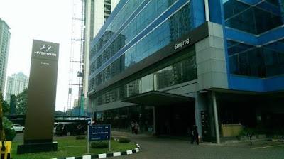 Dealer Hyundai Simprug Jakarta