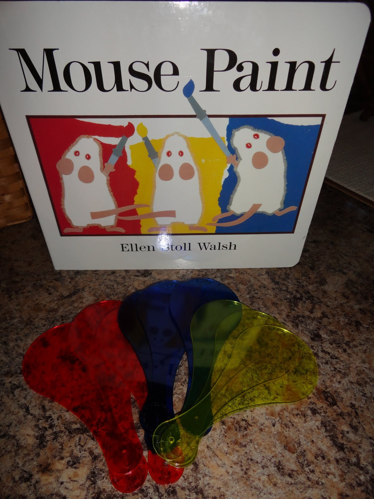 Izzie Mac And Me Mouse Paint Manipulatives