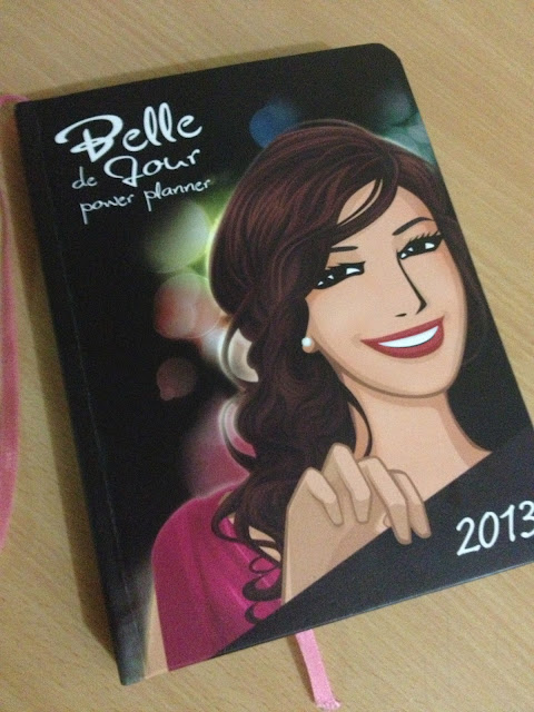 The Budget Fashion Seeker - Belle de Jour Power Planner 2013 1