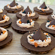 Curry and Comfort: Halloween Witch's Hat Cookies
