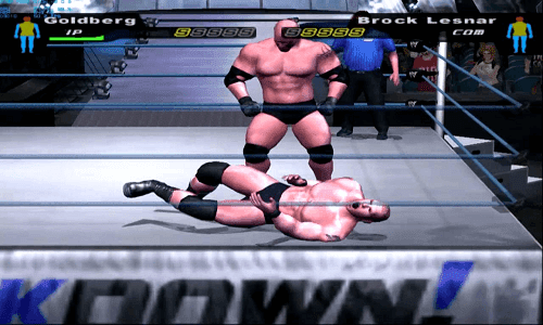 Download Smackdown Here Comes to Pain Game Ringan PC2