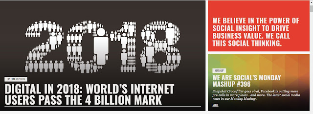 World Internet Users Pass the 4 Billion Mark in 2018