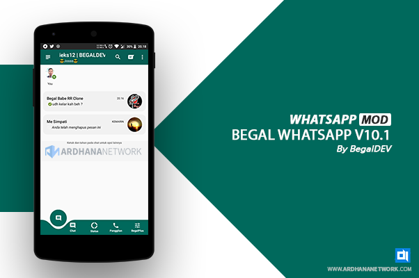 Begal Whatsapp V10.1 By BegalDev