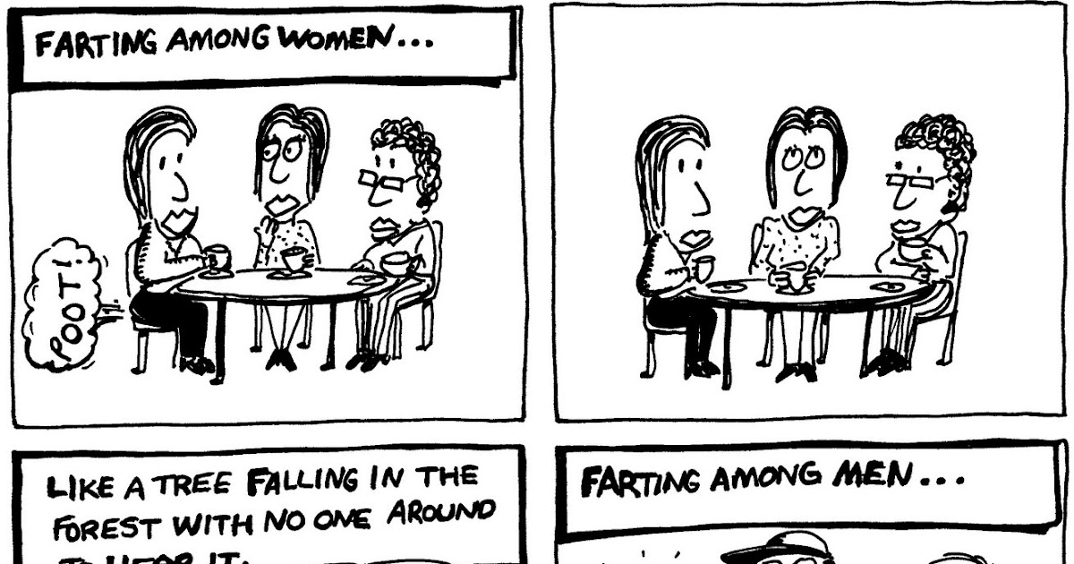 berry cartoons: flatulence cartoon