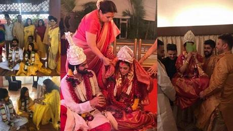 Is PREGNANCY the real reason Riya Sen's secret marriage?