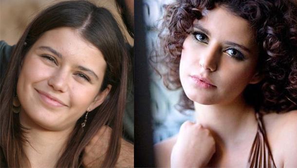 Beren Saat Hairstyles And Makeup V Luv Fash On