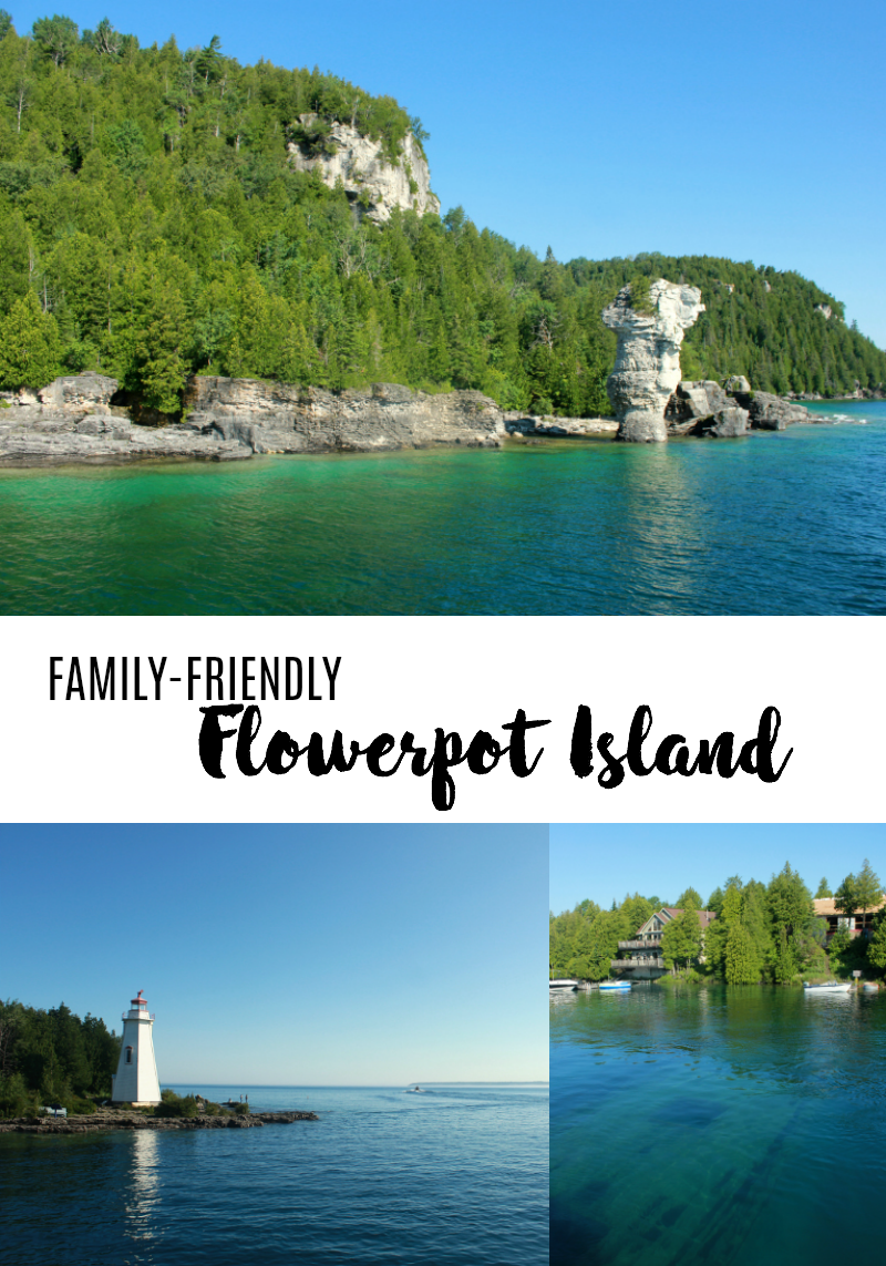 Family-Friendly Flowerpot Island, Parks Canada