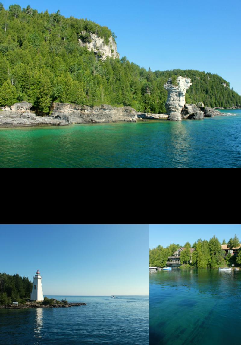 Family-Friendly Flowerpot Island, Parks Canada