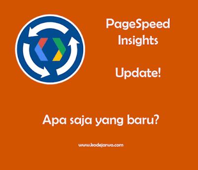 Google PageSpeed Insights Update Januari 2018, Apa Saja Perubahannya?
