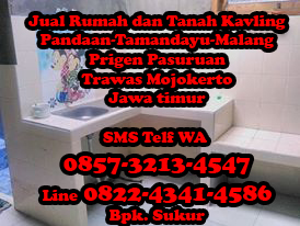 085732134547 / wa 082243414586 Jual Rumah di Tretes Prigen Pasuruan Jawa Timur