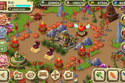 Download Game Android Dinosaur War 1.4.3 APK for Android