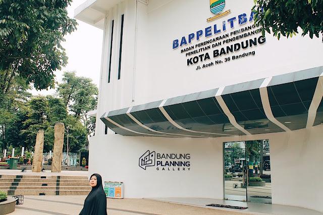 Cara ke Bandung Planning Gallery