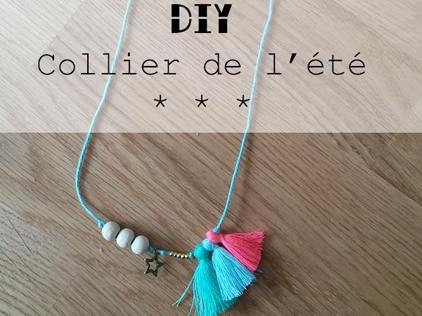 LE collier trendy de l'été