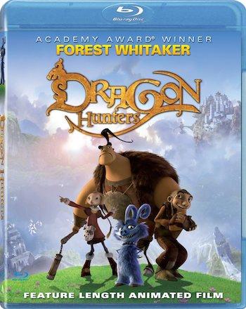 Dragon Hunters 2008 Dual Audio Hindi 720p BRRip 700mb