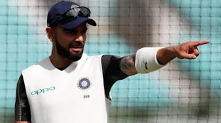 Kohli said this big thing about India's batting prior to Australia tour