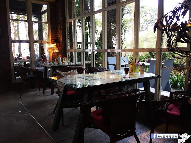IMG 2526 - 【新竹旅遊】六號花園 景觀餐廳 | 隱藏在新竹尖石鄉的森林秘境,在歐風建築裡的別墅享受芬多精下午茶~
