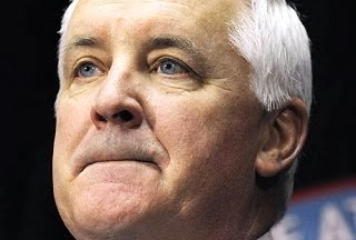 Pennsylvania GOP Governor (for now) Tom Corbett