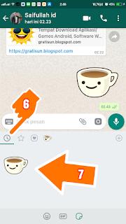 Cara Menggunakan, Download, dan Kirim Stiker Di Aplikasi WhatsApp Terbaru