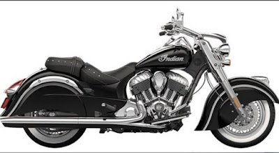 All New 2016 Indian Chief Dark Horse side look Hd Wallpaper