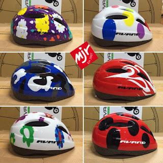 Helm Sepeda Anak merk Avand