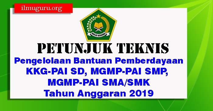 Juknis MGMP-PAI SMA/SMK