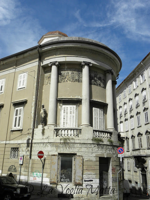 Rotonda Pancera a Trieste