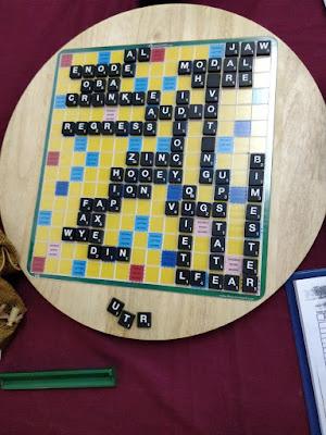 Goa Scrabble Tourney 2018 -1