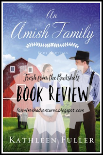 An Amish Family by Kathleen Fuller {Book Review}