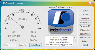ip connection viewer by indophreak, mini mobile data