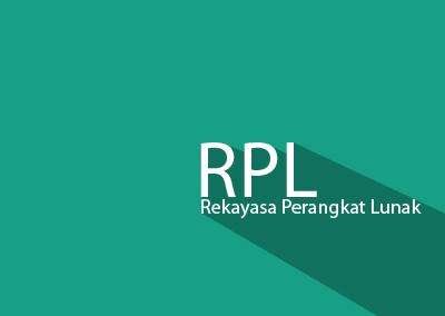 Materi SMK Rekayasa Perangkat Lunak (RPL) Lengkap