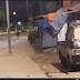 Video Penyerangan pengendara sepeda motor yang melintas di kawasan Lenteng Agung Oleh pemuda